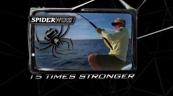 Spiderwire Superline TV Spot, 'Strong Fishing Line' - Thumbnail 6