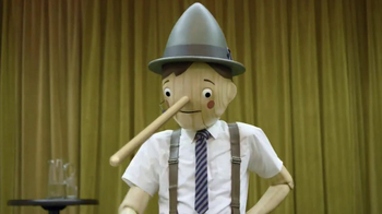 GEICO TV Spot, 'Pinocchio Was a Bad Motivational Speaker' - Thumbnail 9
