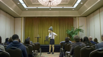 GEICO TV Spot, 'Pinocchio Was a Bad Motivational Speaker' - Thumbnail 7