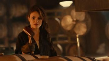 Jim Beam TV Spot, 'Make History' Featuring Mila Kunis