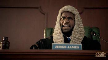 Powerade TV Spot, 'Judge James' Featuring LeBron James