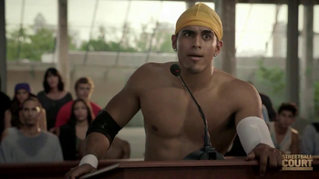 Powerade TV Spot, 'Judge James' Featuring LeBron James - Thumbnail 10