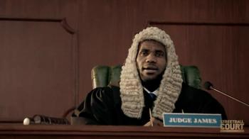Powerade TV Spot, 'Judge James' Featuring LeBron James - Thumbnail 8
