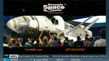 Kennedy Space Center Visitor Complex TV Spot, 'Launch' - Thumbnail 7