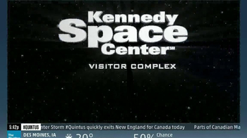 Kennedy Space Center Visitor Complex TV Spot, 'Launch' - Thumbnail 4