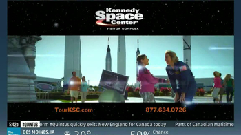Kennedy Space Center Visitor Complex TV Spot, 'Launch' - Thumbnail 5