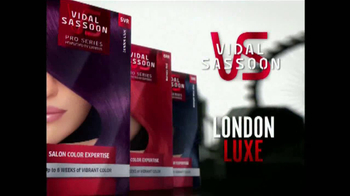 Vidal Sassoon Pro Series London Luxe TV Spot [Spanish] - Thumbnail 10