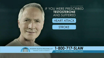 Jackson Allen and Williams TV Spot, 'Testosterone' - Thumbnail 8