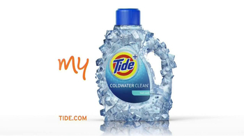 Tide Coldwater Clean TV Spot, 'Bath Time' - Thumbnail 10