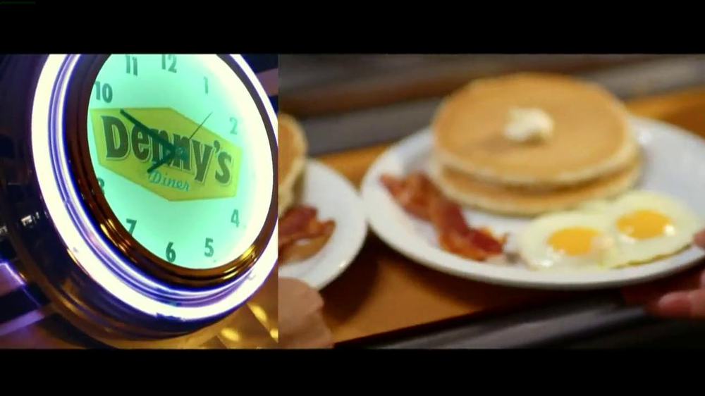 Denny's Everyday Value Slam TV Commercial, 'Already Taken'