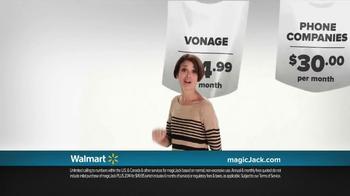 magicJack TV Spot, 'Comparison' - Thumbnail 4