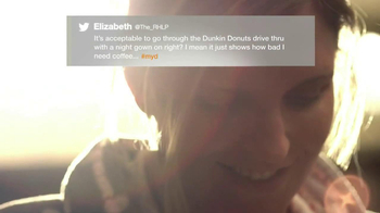 Dunkin' Donuts TV Spot, 'Bathrobe'' - Thumbnail 7