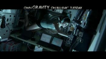 Gravity Blu-ray and DVD TV Spot - Thumbnail 2