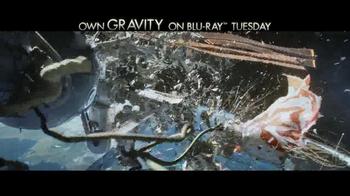 Gravity Blu-ray and DVD TV Spot - Thumbnail 3