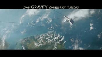Gravity Blu-ray and DVD TV Spot - Thumbnail 6