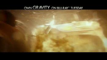 Gravity Blu-ray and DVD TV Spot - Thumbnail 9