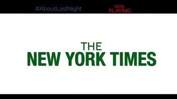 About Last Night - Alternate Trailer 21