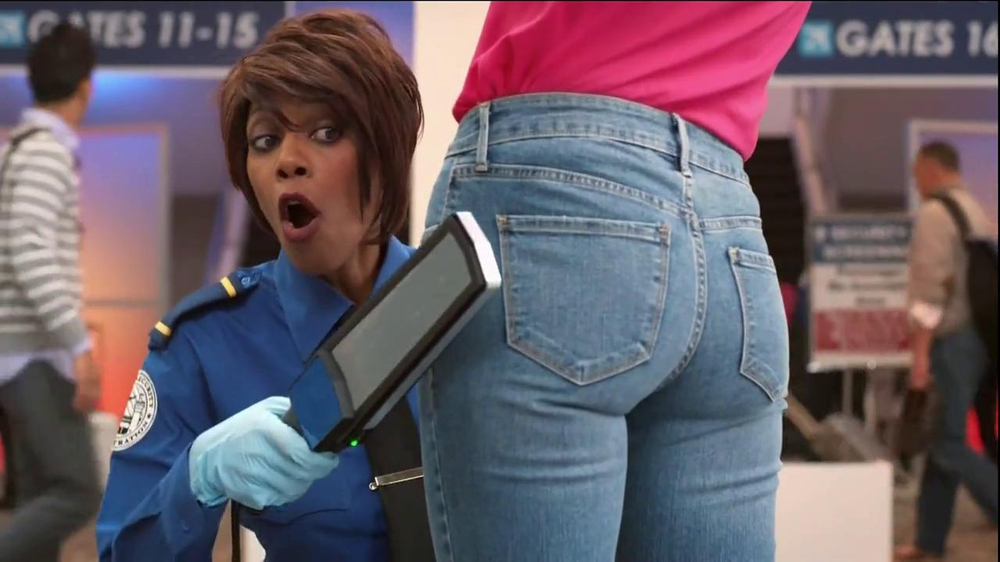 Old Navy TV Commercial, 'Airport Security' Featuring Debra Wilson