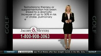 Jacoby & Meyers TV Spot, 'Testosterone'
