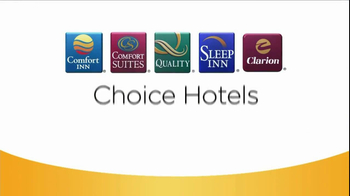 Choice Hotels TV Spot, 'Free Fun in the Sun' - Thumbnail 9