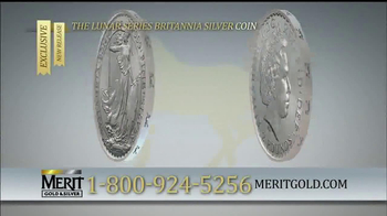 Merit Gold & Silver Spot, 'The Lunar Series Britannia Silver Coin' - Thumbnail 5