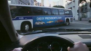 Chevrolet President's Day TV Spot, 'Good Luck' - 485 commercial airings