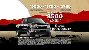 Ford F-Series TV Spot, 'On the Job' - Thumbnail 10