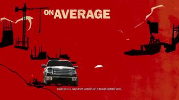 Ford F-Series TV Spot, 'On the Job' - Thumbnail 4