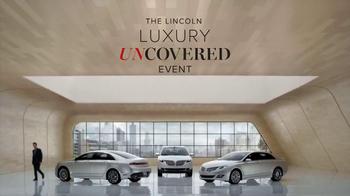 2014 Lincoln MKZ TV Spot, 'A Closer Look' - Thumbnail 8