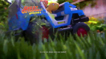 Pepperidge Farm Flavor Blasted Xtra Cheddar TV Spot, 'Great Outdoors' - Thumbnail 2