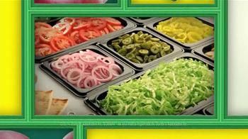Subway TV Spot, 'Ofertas Especiales de Febrero' [Spanish] - Thumbnail 5