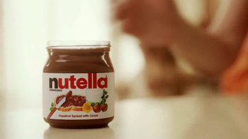Nutella TV Spot, 'Whole Lot of Happy' Song by Oh Hush! - Thumbnail 8