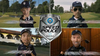 TaylorMade TV Spot, 'Speed Police Stakeout' - Thumbnail 1