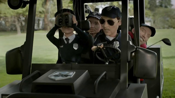 TaylorMade TV Spot, 'Speed Police Stakeout' - 32 commercial airings