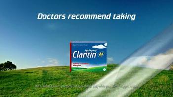 Claritin Non-Drowsy TV Spot, 'Volleyball' - Thumbnail 3
