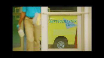 ServiceMaster Clean TV Spot