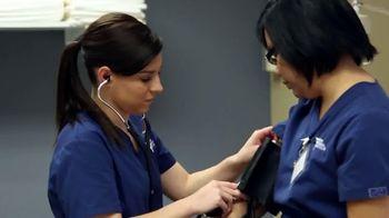 Pima Medical Institute TV Spot 'Helping'