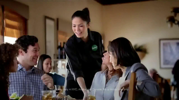 Olive Garden Pronto Lunch TV Spot, 'New Menu' - Thumbnail 7