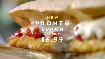 Olive Garden Pronto Lunch TV Spot, 'New Menu' - Thumbnail 1