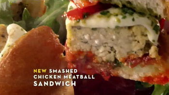 Olive Garden Pronto Lunch TV Spot, 'New Menu' - Thumbnail 4
