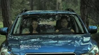 Subaru TV Spot, 'Being Human' - 15 commercial airings
