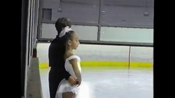 VISA TV Spot, 'Ice Skaters' Featuring Meryl Davis and Charlie White - Thumbnail 1