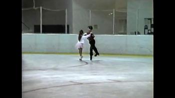 VISA TV Spot, 'Ice Skaters' Featuring Meryl Davis and Charlie White - Thumbnail 2