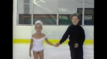 VISA TV Spot, 'Ice Skaters' Featuring Meryl Davis and Charlie White - Thumbnail 3