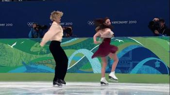 VISA TV Spot, 'Ice Skaters' Featuring Meryl Davis and Charlie White - Thumbnail 6