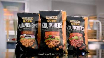 Snyder's of Hanover Korn Krunchers TV Spot - Thumbnail 10