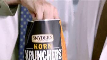 Snyder's of Hanover Korn Krunchers TV Spot - Thumbnail 2