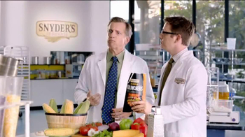 Snyder's of Hanover Korn Krunchers TV Spot - Thumbnail 4