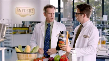 Snyder's of Hanover Korn Krunchers TV Spot