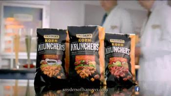 Snyder's of Hanover Korn Krunchers TV Spot - Thumbnail 9